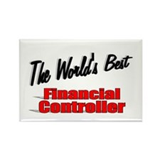 """""""The World's Best Financial Controller"""" Rectangle"""