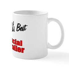 """""""The World's Best Financial Controller"""" Mug"""