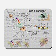 Neural Synapse  Mousepad