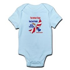 BL PRESIDENT Infant Bodysuit