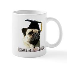 Pug Grad 08 Mug