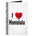I Love Honolulu Journal