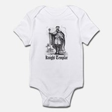 Knight Templar Infant Bodysuit
