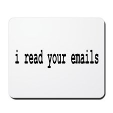 email Mousepad