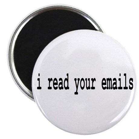 "email 2.25"" Magnet (10 pack)"