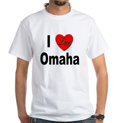 I Love Omaha Shirt