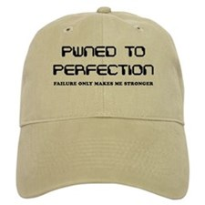 Pwned to Perfection Baseball Cap