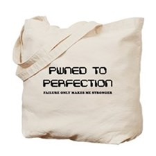 Pwned to Perfection Tote Bag