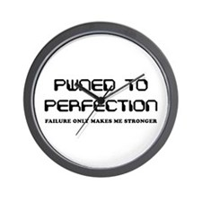 Pwned to Perfection Wall Clock