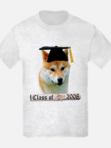 Shiba Grad 08 T-Shirt