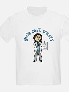 Light Optometrist T-Shirt