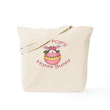 PopPop's Hunny Bunny GIRL Tote Bag
