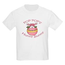 PopPop's Hunny Bunny GIRL T-Shirt