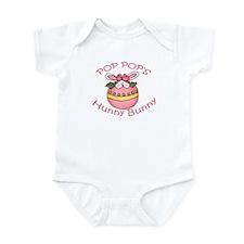PopPop's Hunny Bunny GIRL Infant Bodysuit