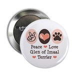 Peace Love Imaal Terrier 2.25
