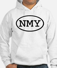 NMY Oval Hoodie