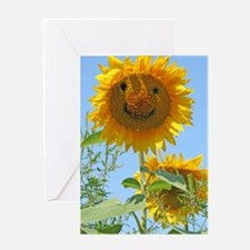 Animated Annual 1 Greeting Card