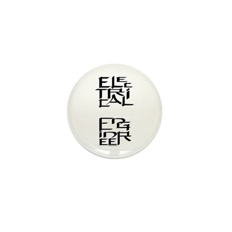 Electrical Engineer Mini Button (10 pack)