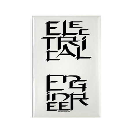 Electrical Engineer Rectangle Magnet (100 pack)