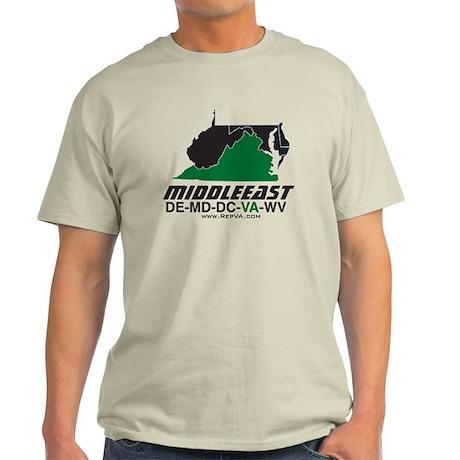Middle East Light T-Shirt