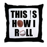 Baseball Throw Pillows