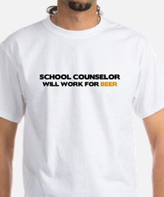 School Counselor Shirt