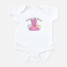 VoVo's Little Bunny GIRL Infant Bodysuit