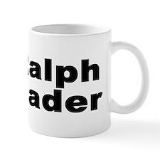 I Love Ralph Nader Mug