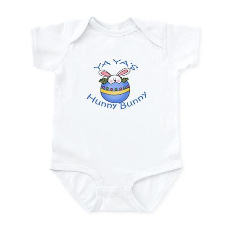 YaYa's Hunny Bunny BOY Infant Bodysuit