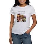 Basenji Art Women's T-Shirt