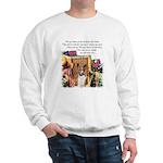 Basenji Art Sweatshirt