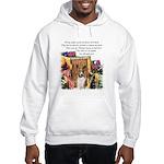 Basenji Art Hooded Sweatshirt