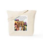 Basenji Art Tote Bag