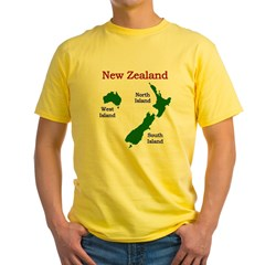 West Island Yellow T-Shirt