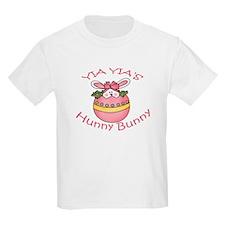 YiaYia's Hunny Bunny GIRL T-Shirt