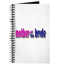 Mother of the Bride Casual #1 Journal