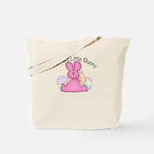YiaYia's Little Bunny GIRL Tote Bag