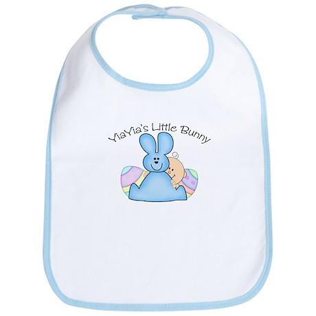 YiaYia's Little Bunny Boy Bib