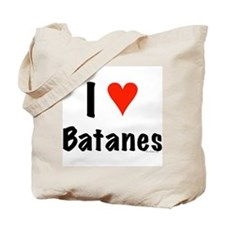 I love Batanes Tote Bag