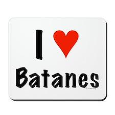 I love Batanes Mousepad