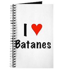 I love Batanes Journal
