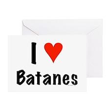 I love Batanes Greeting Card