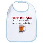 Free Drinks Bib