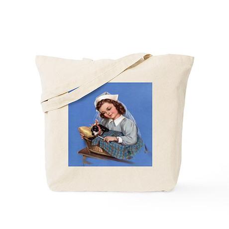 Pet Nurse Tote Bag