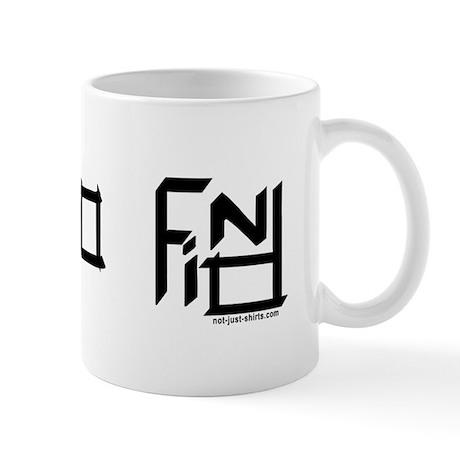 First to Find Mug