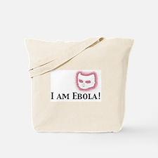 I am Ebola Tote Bag