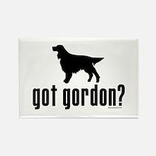 got gordon? Rectangle Magnet (10 pack)