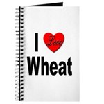 I Love Wheat Journal