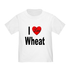I Love Wheat (Front) T