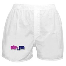 Mother of the Groom Casual #1 Boxer Shorts